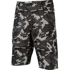 Fox Sergeant Camo Shorts Men black